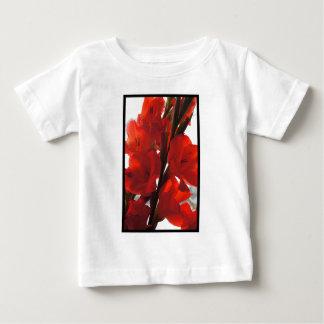 Rode Iris Baby T Shirts