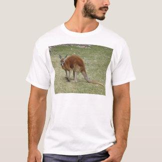 rode kangoeroe t shirt