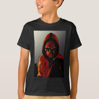 Rode Kap T Shirt