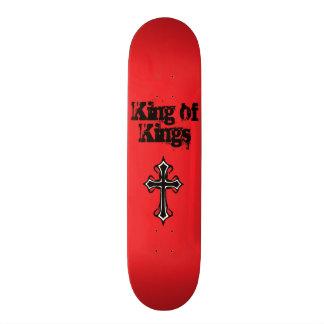 Rode Koning van het Dek van het Skateboard van Kon
