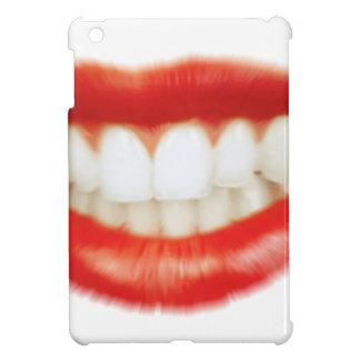 Rode lippen iPad mini hoesje