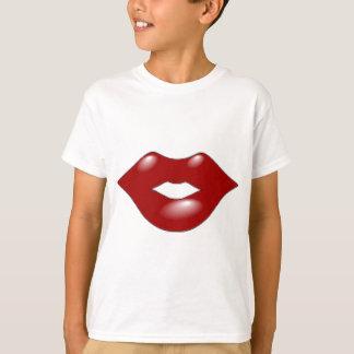 Rode Lippen T Shirt