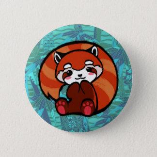 Rode Panda Ronde Button 5,7 Cm