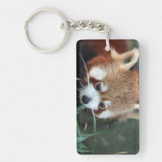 Rode Panda, Taronga Dierentuin, Sydney, Australië Sleutelhanger