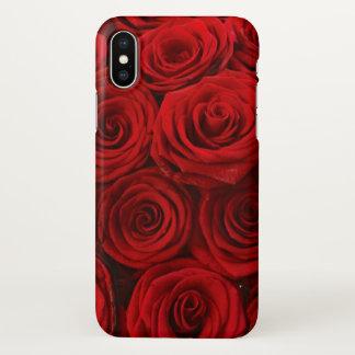Rode Rozen iPhoneX