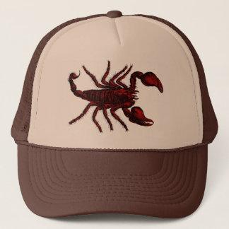 Rode Schorpioen - Pet #2