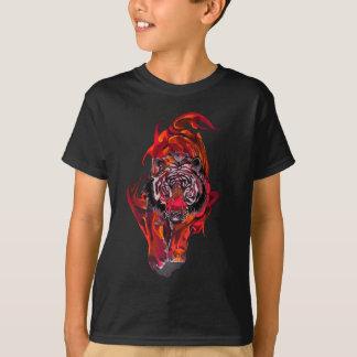 Rode Tijger T Shirt