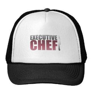 Rode Uitvoerende Chef-kok Petten