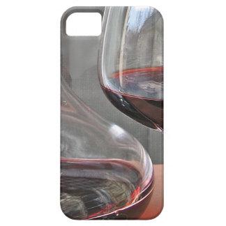 rode wijnkaraf en gladd iPhonehoesje Barely There iPhone 5 Hoesje