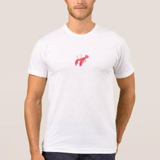Rode Zeekreeft T Shirt