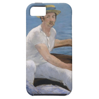 Roeien - Édouard Manet Tough iPhone 5 Hoesje