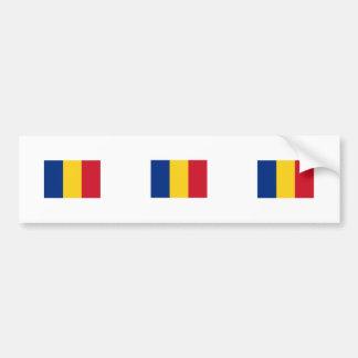 Roemenië Bumpersticker