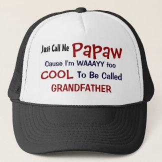 Roep me enkel Papaja ik het te Koele Pet van de