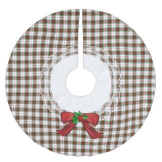 Rok van de Boom van Stewart King George de Festive Kerstboom Kleed