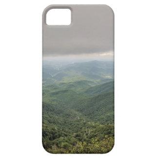 Rokerige bergen barely there iPhone 5 hoesje