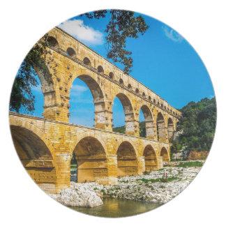 Roman Aquedct Melamine+bord