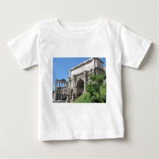 Roman Boog van het Forum van Titus - Rome, Italië Baby T Shirts