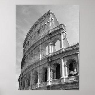 Roman Coliseum, Rome Italië Poster