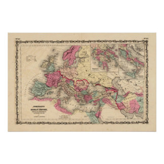 Roman Imperium Poster