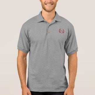 Roman overhemd van de Laurier SPQR Polo