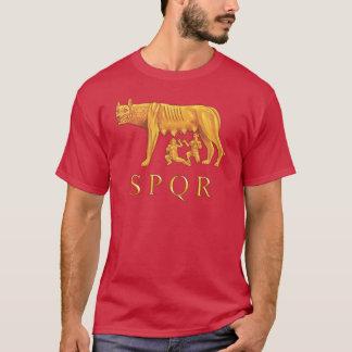 Roman Romulus, Remus, en de Grafische T-shirt van