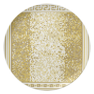 Roman stijlachtergrond bord