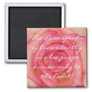 Romantisch nam toe koelkast magneetje