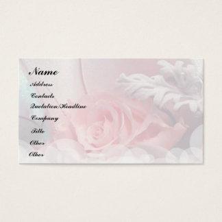 Romantische Rozen Visitekaartjes