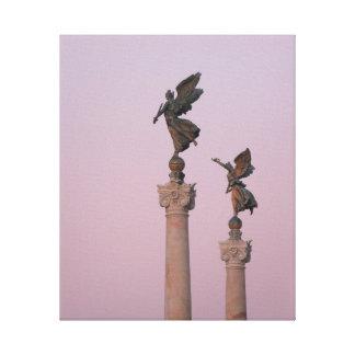 Rome Italië Canvas Print