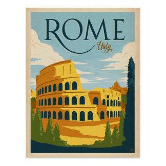 Rome, Italië Colosseum Briefkaart