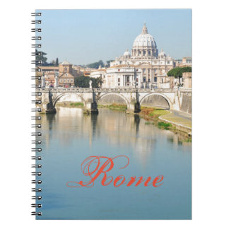 Rome, Italië Ringband Notitieboek