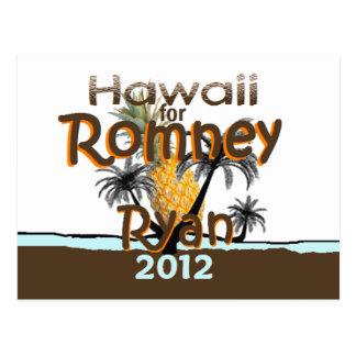 Romney Ryan Briefkaart