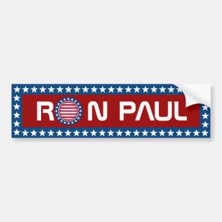 RON PAUL - de Presidentiële Verkiezing van de V.S. Bumpersticker