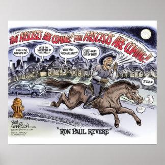 Ron Paul respecteert Poster