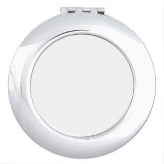 Ronde Compacte Spiegel Reisspiegeltje