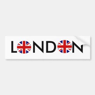 Ronde, Ronde, LONDEN Bumpersticker