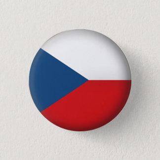 Ronde Tsjechische Republiek Ronde Button 3,2 Cm
