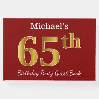 Rood, de Gouden 65ste Partij van de Verjaardag