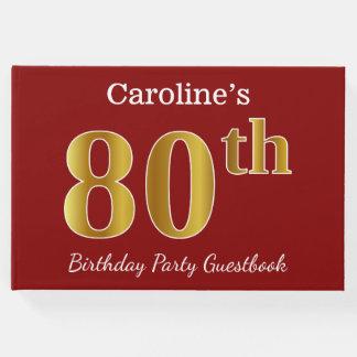 Rood, de Gouden 80ste Partij van de Verjaardag