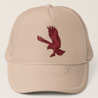 Rood Eagle Trucker Pet