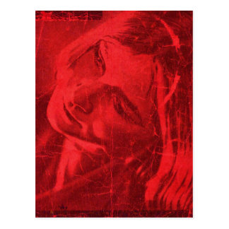 Rood Klantgericht Briefkaart II van Bezinningen -