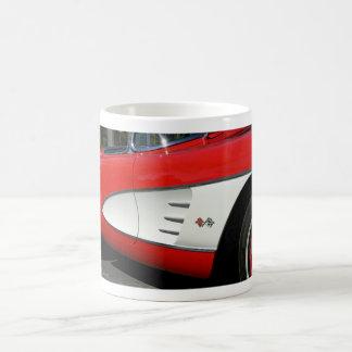 Rood Korvet Koffiemok