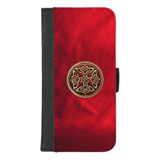 Rood Leer en het Keltische Hoesje van de