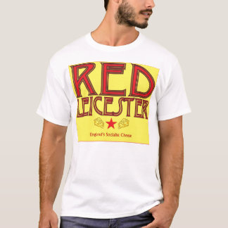 Rood Leicester T Shirt