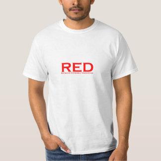 ROOD - Teruggetrokken & uiterst Gevaarlijk T Shirt