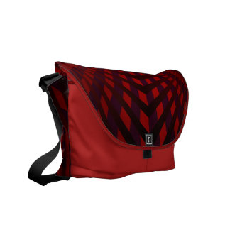 Rood Web Courier Bags