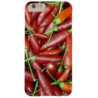 Roodgloeiende Spaanse peperpeper! Barely There iPhone 6 Plus Hoesje