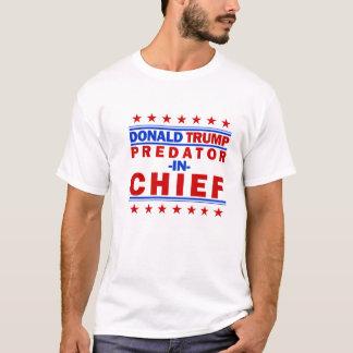 Roofdier in Belangrijkste Troef T Shirt