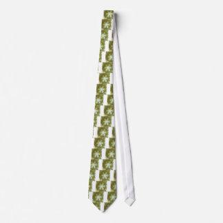 room bal met varens persoonlijke stropdas