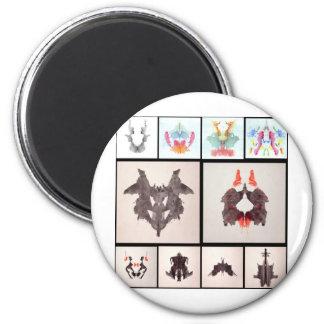 Ror Al Coll Vijf Koelkast Magneten